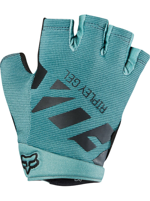 Fox Ripley Gel Short Gloves Women pine